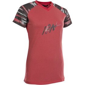 ION Scrub AMP Maillot à manches courtes Femme, pink isback